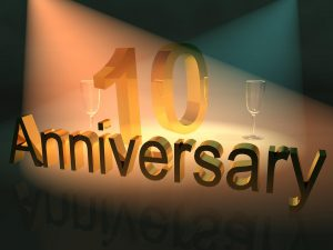Anne 10th Anniversary